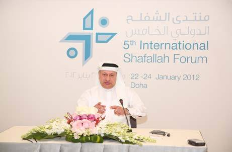 Hassan Ali bin Ali, Chairman of Shafallah Centre for Children with Special Needs