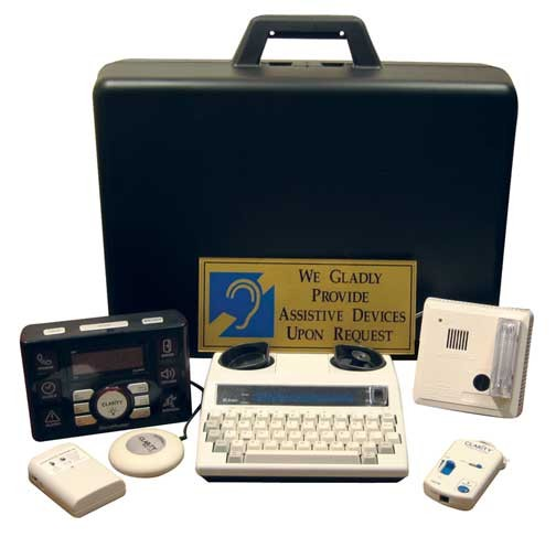 Ada Kits For Hotel Guests With Hearing Disabilities