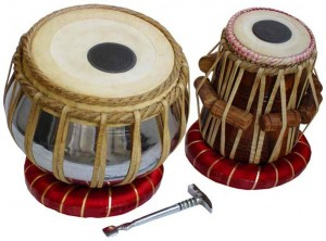 Tabla - Indian Classical Music Instrument
