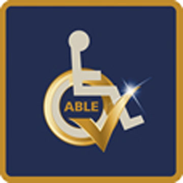 The new ABLE Tourism Q Mark standards require facilities such as accessible bathrooms, bedrooms and kitchens and supports such as personal alarms for people with disabilities. (Photo credit: Irish Times)