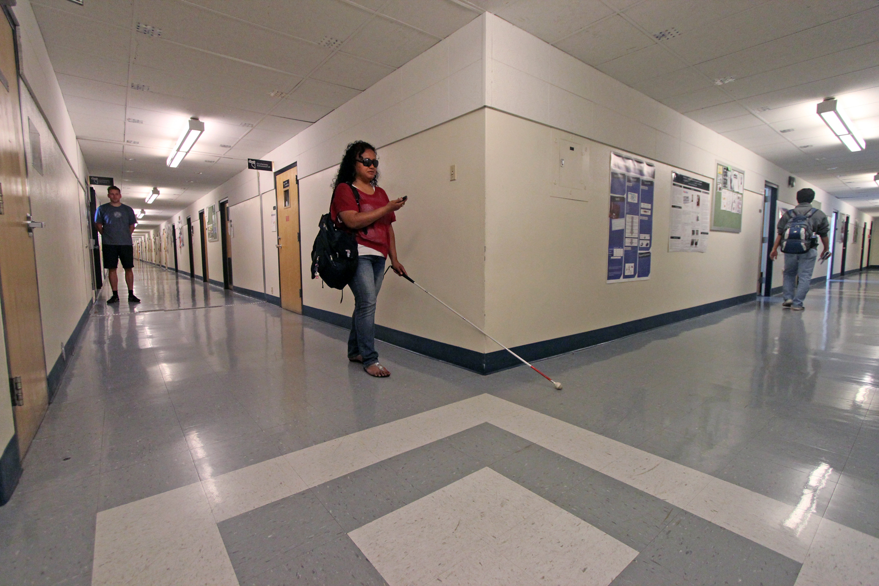 university of nevada scientists design low cost indoor On indoor navigation design
