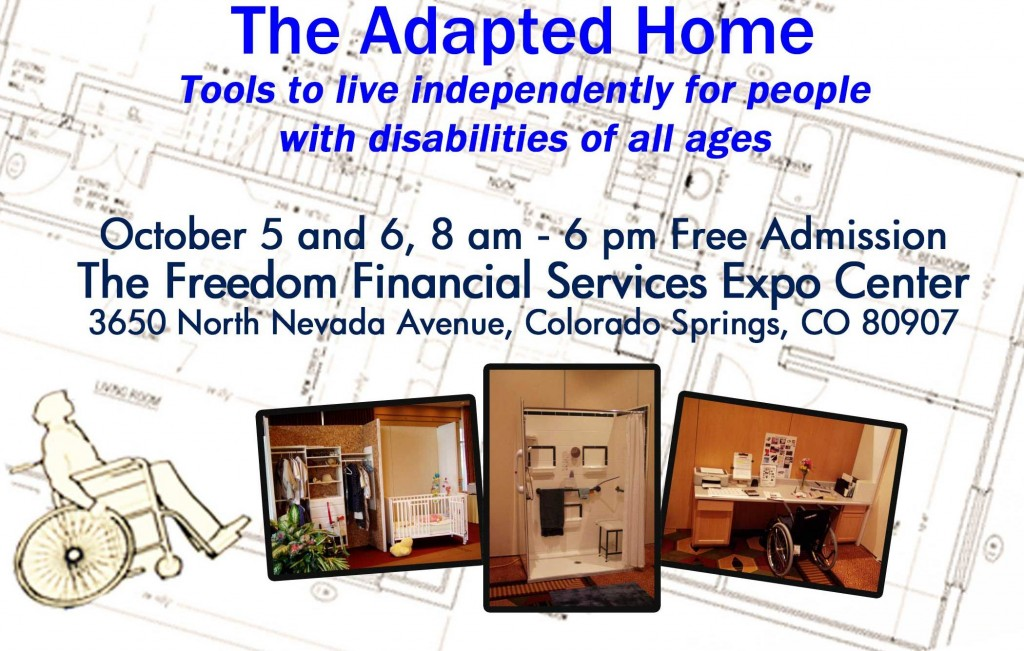 Adapted Home Exhibit Oct 5-6