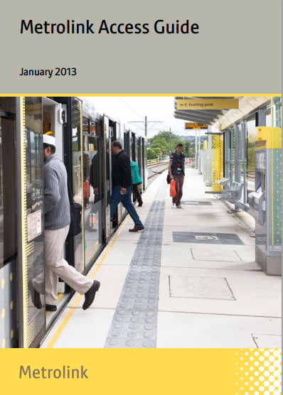 Metrolink Access Guide