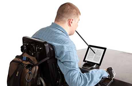 assistive technology coming in the aid of people with disabilities If your child has a learning disability, she may benefit from assistive technology tools that play to her strengths  assistive technology for kids.