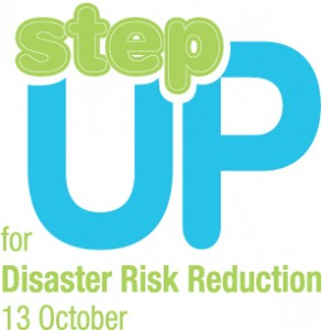 International Day for Disaster Reduction October 13, 2013