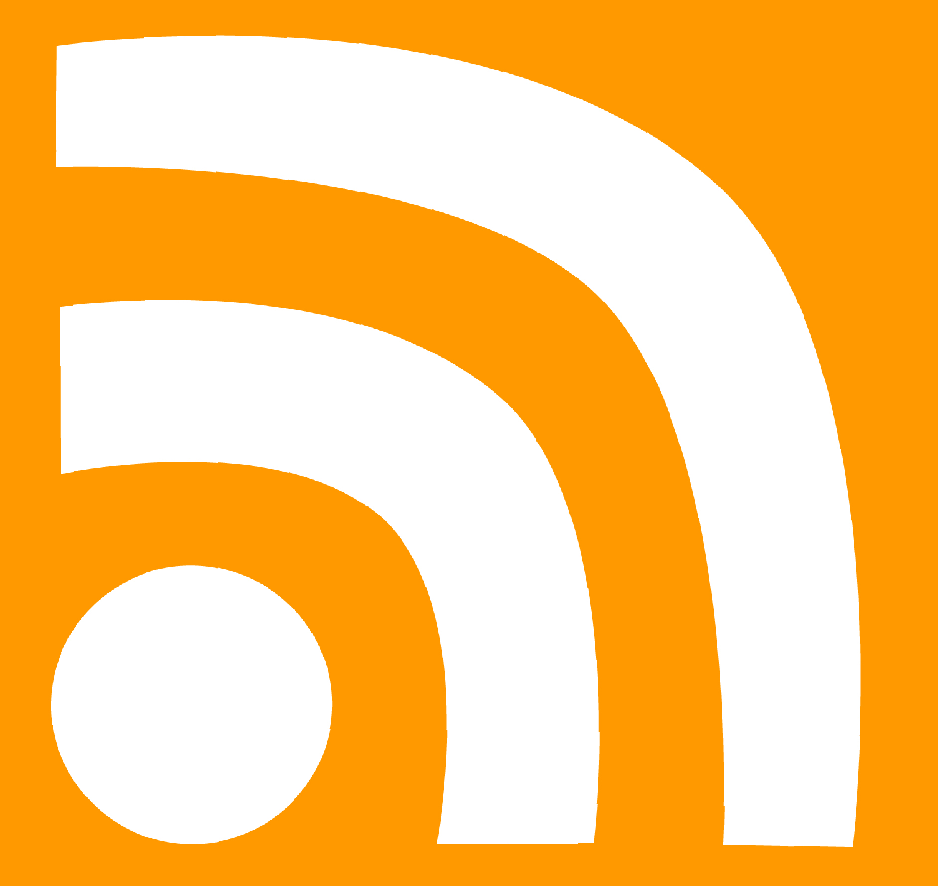 Subscribe to our RSS feeds button
