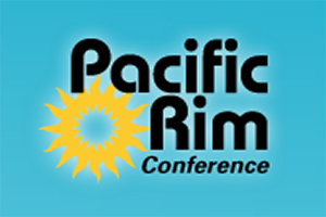 Pacific Rim Conference log