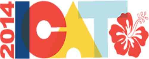 ICAT 2014 logo