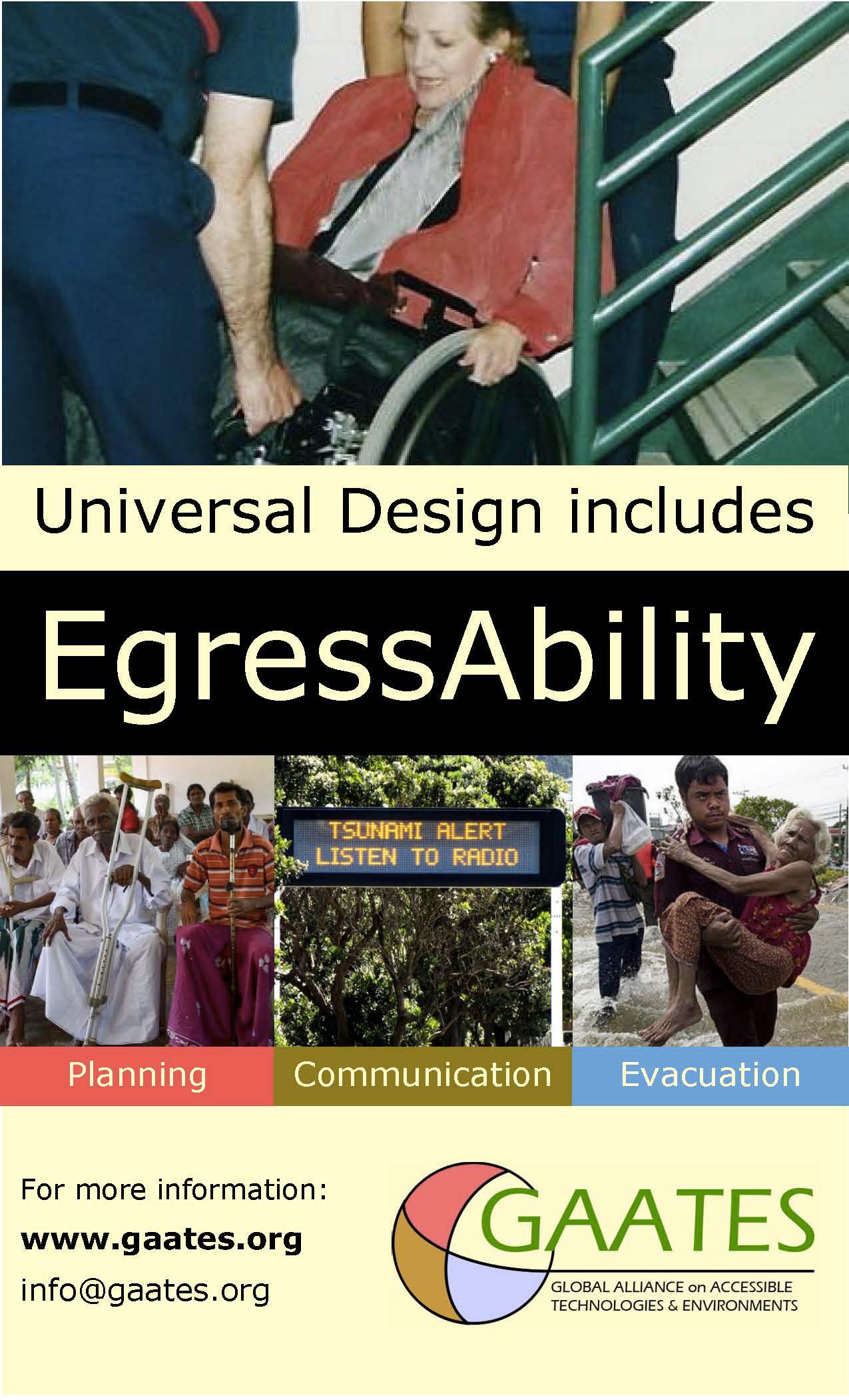 EgressAbility Poster
