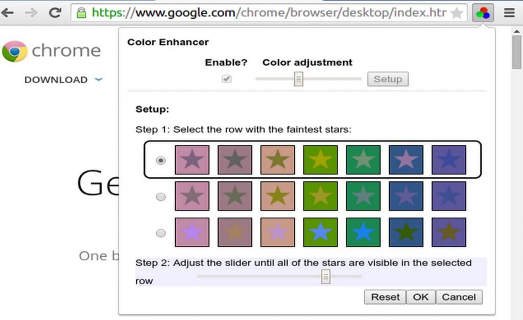Color Enhancer Screen Shot