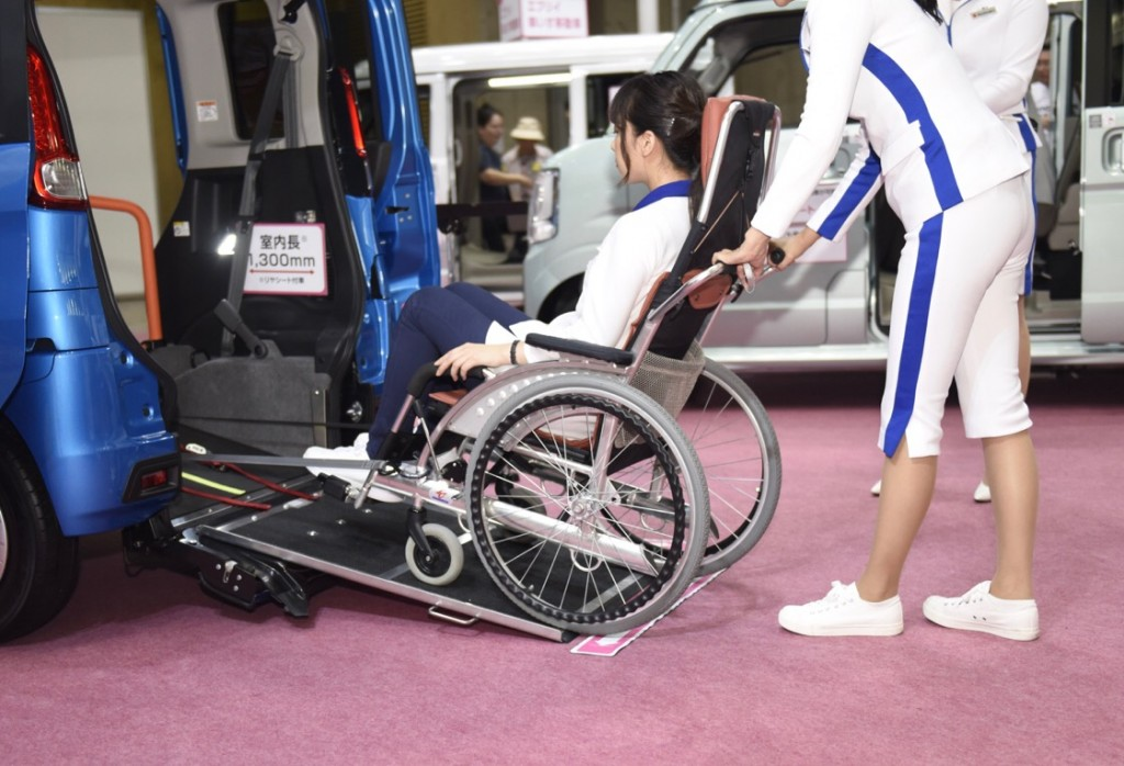 Accessible car