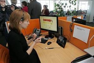 Video sign language interpretation service (Photo credit: socmin.lt)