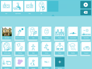 SwiftKey Symbols Wash Hands App Symbols