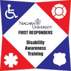 Niagara University Disability Awareness Training To First Responders logo