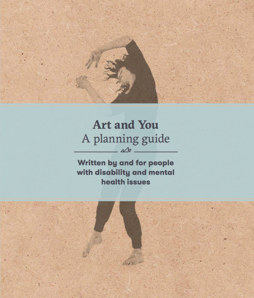 Art and You: A Planning Guide  coverpage