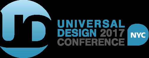 Universal Design Conference 2017 logo