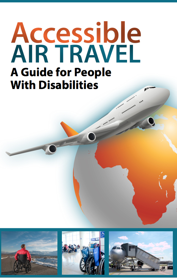 Accessible Air Travel Guide coverpage