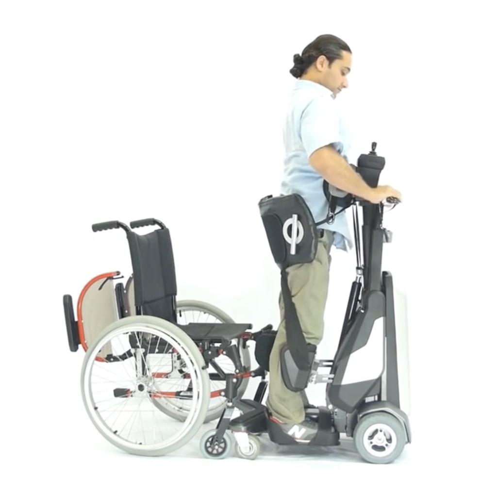 Tek robotic mobilization device