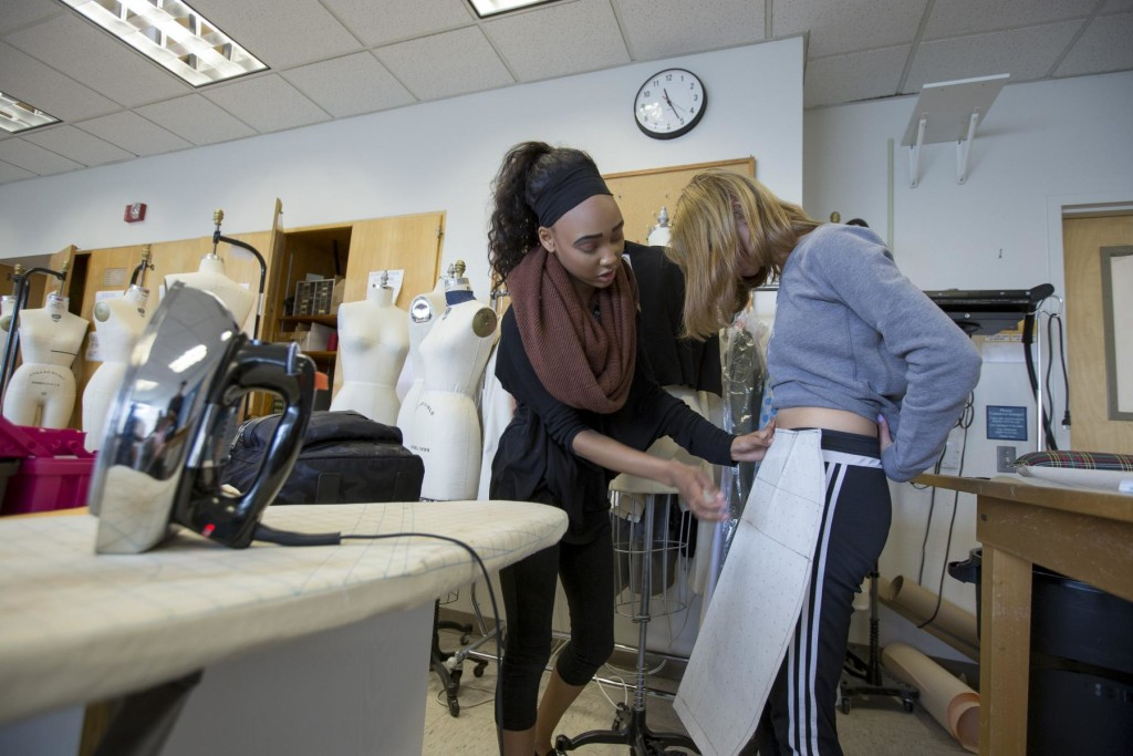 San Francisco State University Students Showcase Clothes For Persons With Disabilities