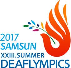 Summer Deaflympics logo