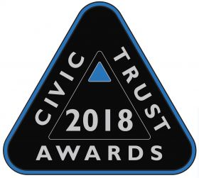2018 Civic Trust Awards logo
