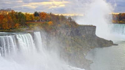 PHOTO: I Love NY's Accessible New York site includes trip ideas for wheelchair-accessible destination like Niagara Falls. (Photo via Orchidpoet/iStock/Getty Images Plus)