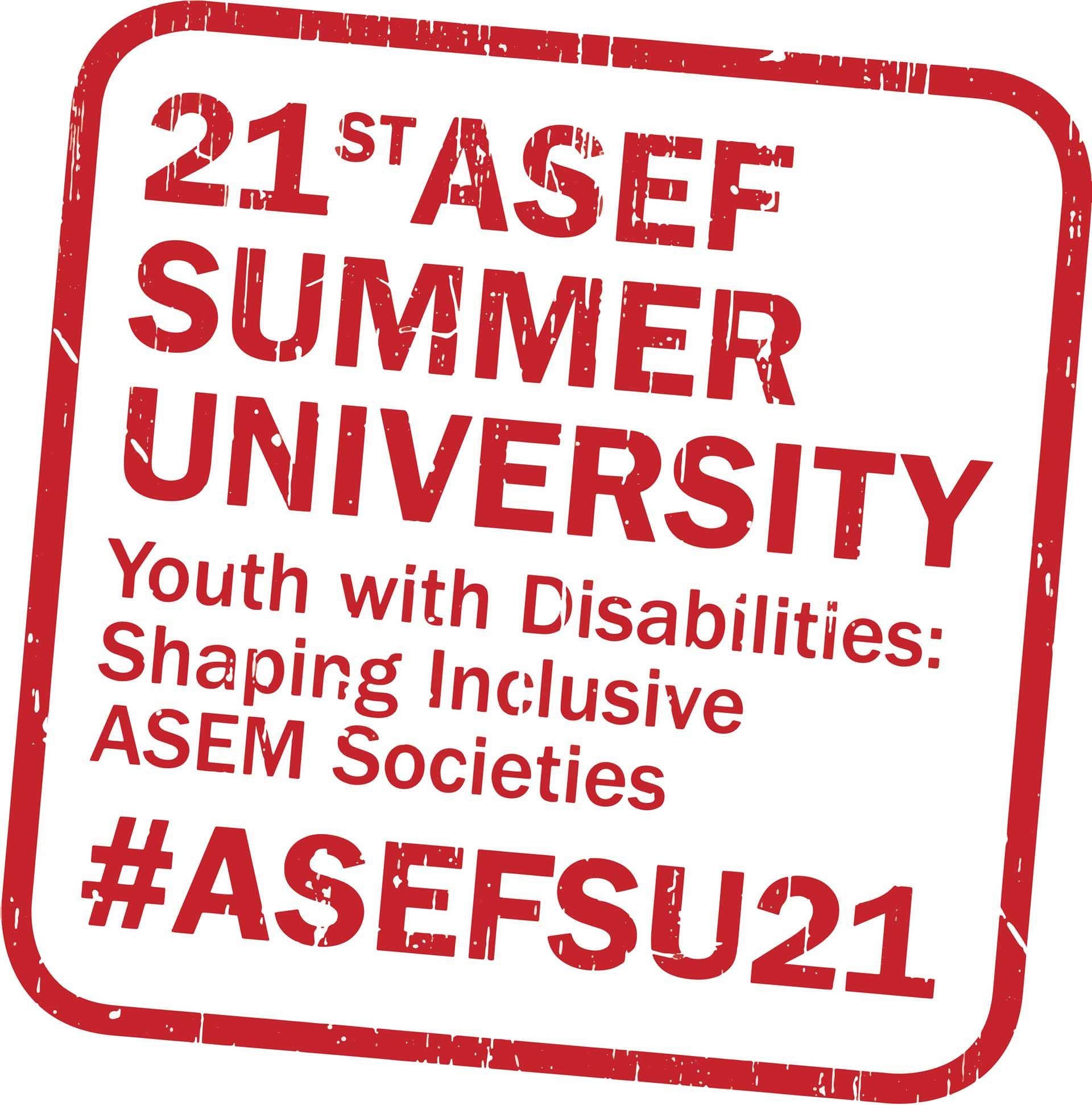 ASEFSU21 Logo