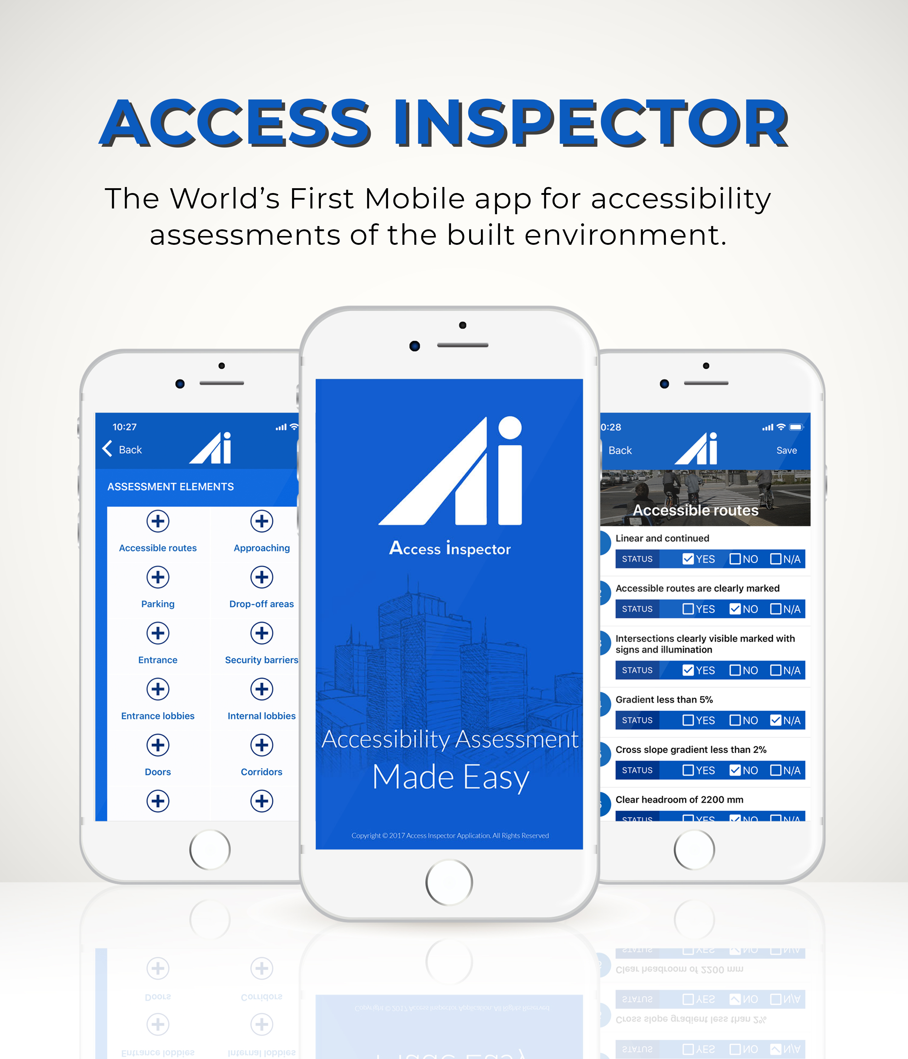 Access Inspector Screenshots