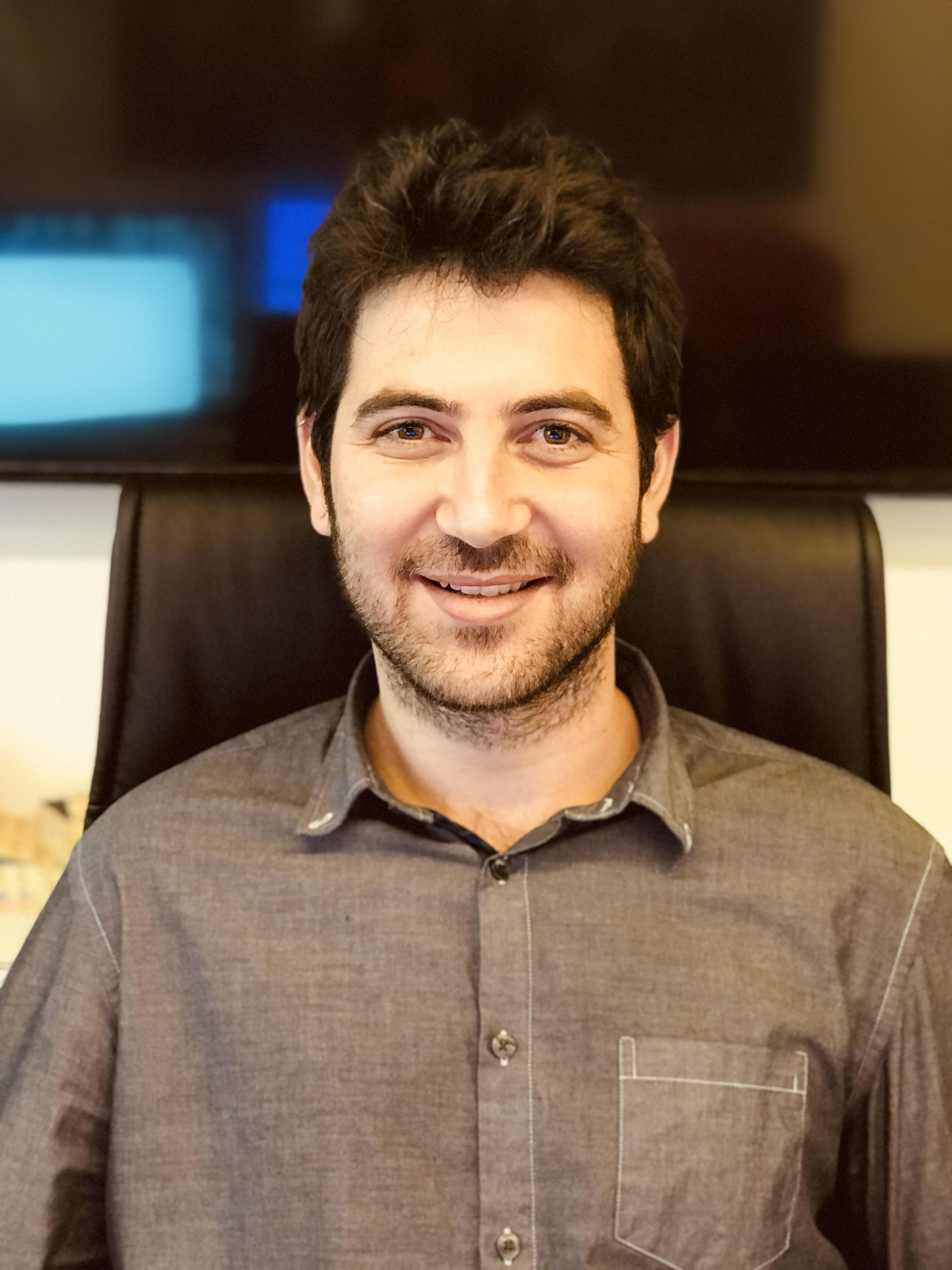 Headshot of Equalweb CEO Adam Ikar