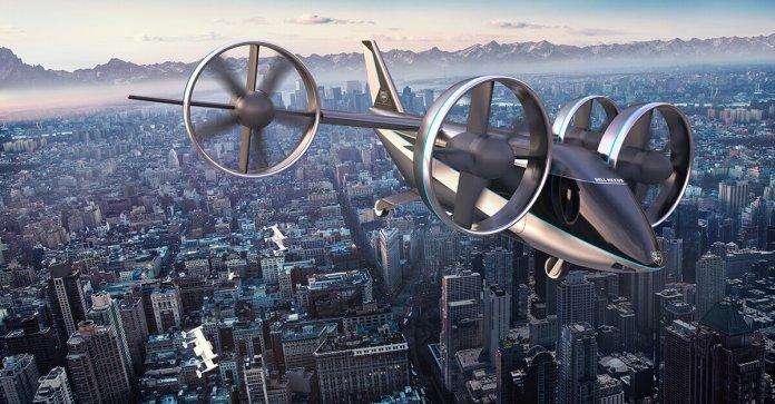 Representational Image of an Urban Air Vehicle