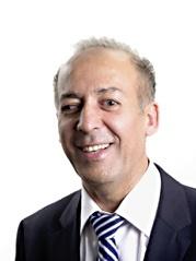 Headshot of Professor Alireza Darvishy