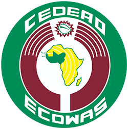 Logo of The Economic Community of West African States (ECOWAS)