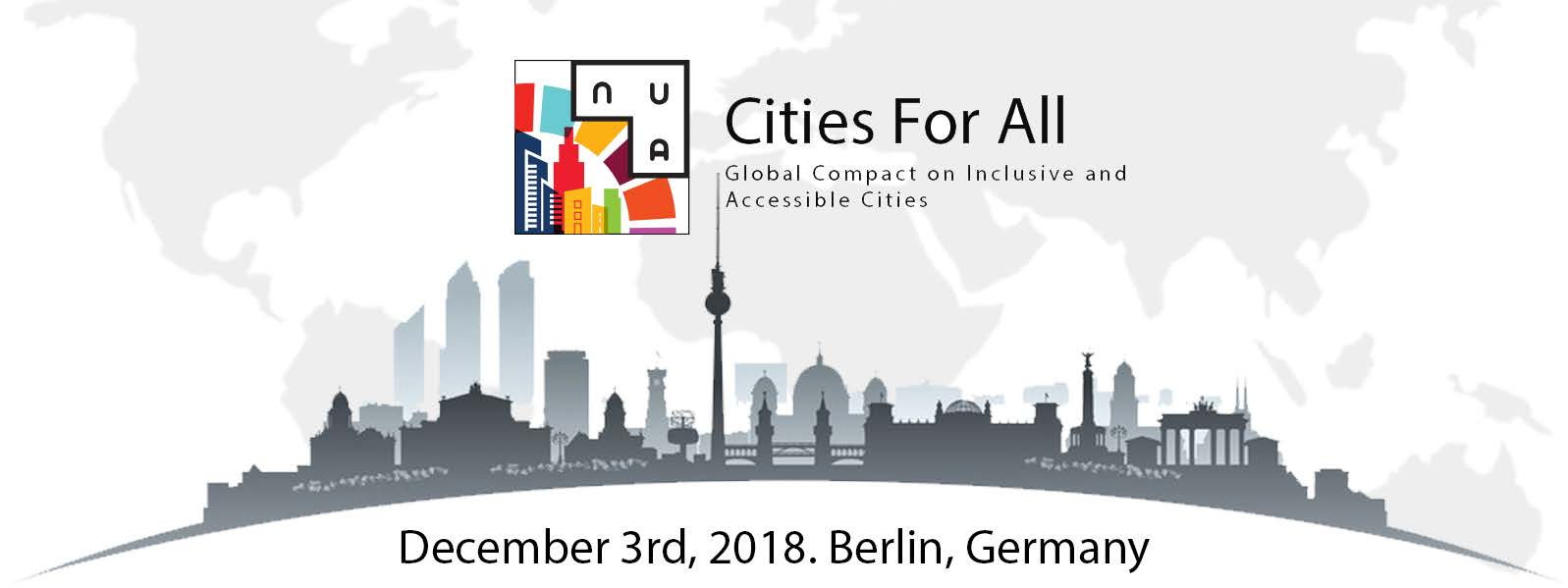 Cities for All logo