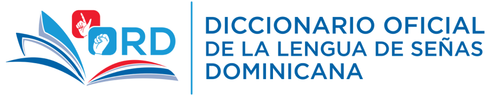 The Official Dictionary of the Dominican Sign Language LOGO