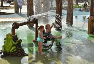 Accessible Water Park