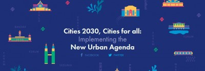 New Urban Agenda logo