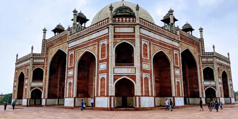 Photo of Humayuns Tomb
