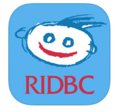 RIDBC app Icon