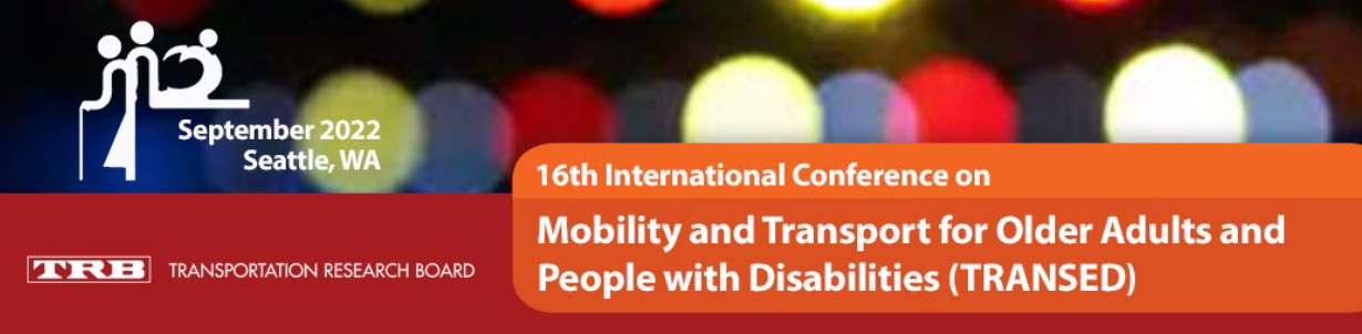 16th International Conference on Mobility and Transportation Event Banner