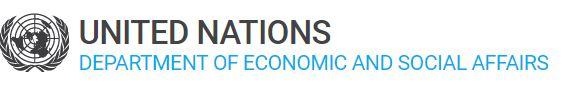UN Department of Economic & Social Affairs Logo