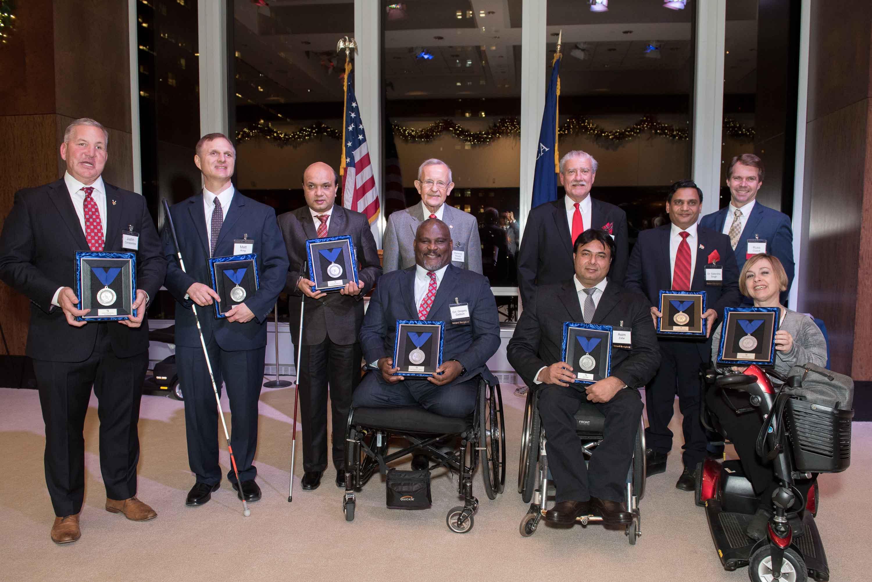 2017 Award Recipients group photo