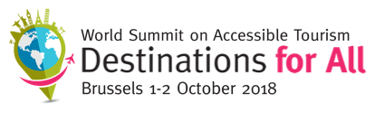 World Summit on Accessible Tourism Destinations for All Logo