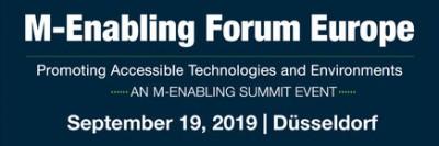 M-Enabling Forum Europe 2019