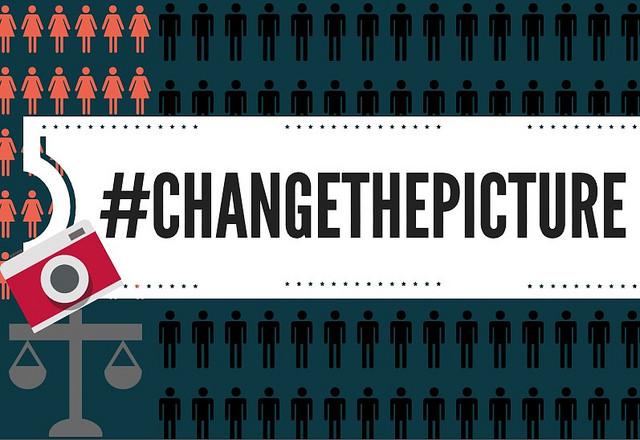 Logo #changethepicture
