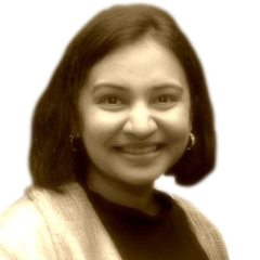 Head shot of Dr. Rakhshinda Parveen