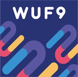 Logo from promotion of the World Urban Forum 9.